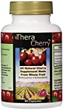 Cheap TheraCherry All Natural Montmorency Tart Cherry Antioxidant Supplement, 60 Capsules