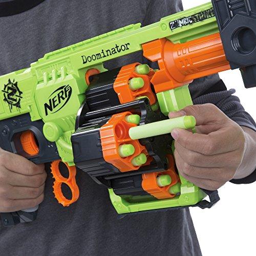 Nerf Zombie Strike Doominator Blaster by Nerf (Image #3)