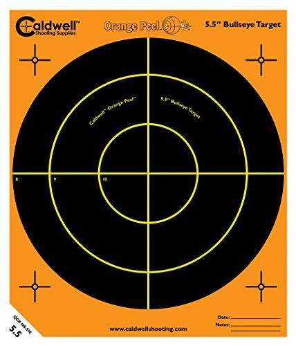 Caldwell Orange Peel 5.5 Inch Splatter Target 50 - 50 Off Target