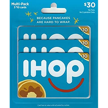 IHOP Gift Cards, Multipack of 3