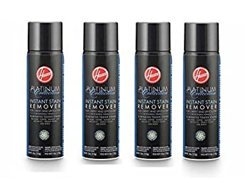 Hoover Platinum Collection profesional fuerza quitamanchas instantáneo 18 oz Aerosol, ah30000: Amazon.es: Hogar