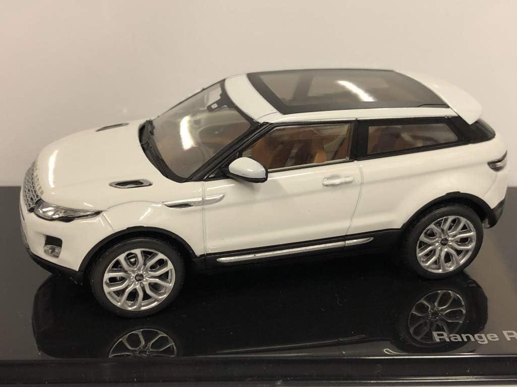 V/éritable Range Rover Evoque 3/Portes 1//43/Mod/èle de Fuji Blanc