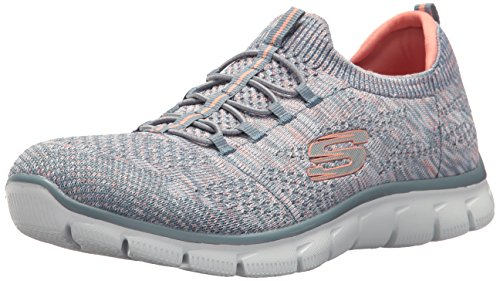 latest online Skechers Sport Women's Empire Sharp Thinking Fashion Sneaker Slate low cost cheap online free shipping explore zD3cb