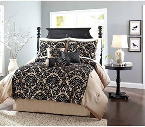 Better Homes And Gardens 7 Piece Comforter Set Alvaro King Amazon Ca Home Kitchen