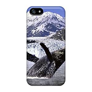 High-quality Durability Case For Iphone 5/5s(whale)