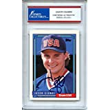 Jason Giambi 1992 Topps Rookie Team USA Autographed Signed Trading Card - Certified Authentic