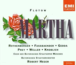 Flowtow: Martha