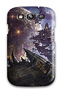 Galaxy S3 Case, Premium Protective Case With Awesome Look - Transformers War For Cybertron