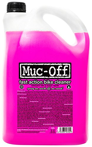 Formula Rotor - Muc-Off 907 Cycle Cleaner, 5 L (Pink)