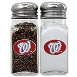 MLB Washington Nationals Salt & Pepper Shakers