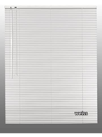 Ma/ßanfertigung Original Easy-Shadow Aluminium Jalousie 16 mm Lamellen Breite 135 x 200 cm H/öhe in Farbe silber Bedienseite rechts Fensterjalousie Jalousette Jalousien Alu-Jalousien Alu-Jalousetten Fenster Rollo Lamellenbreite 16mm