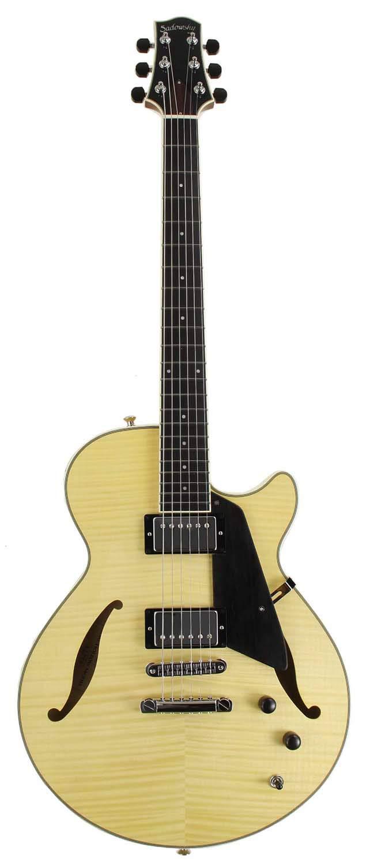 Sadowsky Guitars セミ アコースティックギター Archtops Series Semi-Hollow Model Vintage Amber 【SN.A1776】   B07N76LPC7