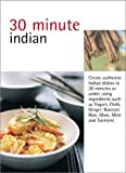 img - for 30 Minute Cooking: Indian book / textbook / text book