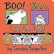 Boo! Baa La La La!