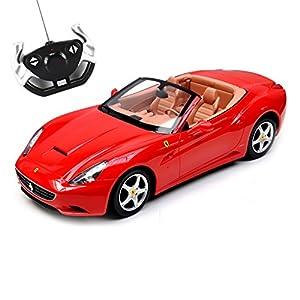 azimporter 112 ferrari california wireless radio remote control electric toy car vehicle red