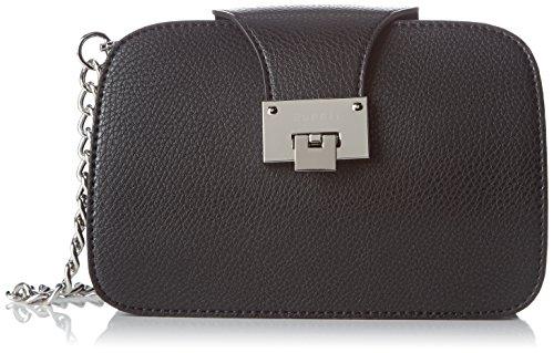 Esprit 037ea1o002, Sacs Portés Épaule Femme, 10x14.8x21.5 cm (B x H x T) Noir (001 Black)