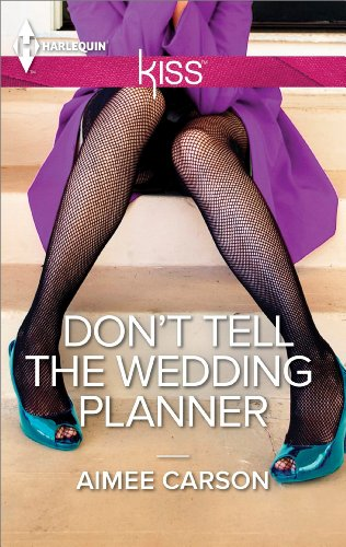 book cover of Don\'t Tell the Wedding Planner