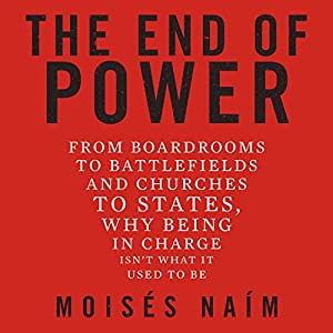 The End of Power Audiobook