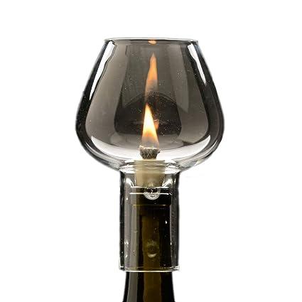 """Firefly para botella de vino Kit de lámpara de aceite, 3/8 """""""