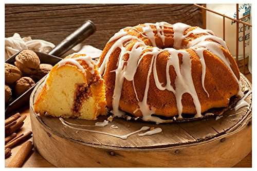 Danish Crown Cake