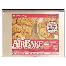 AirBake 84768 Mega Cookie Sheet 20-Inch X 15.5-Inch