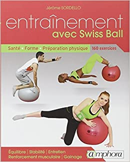 Livre Amphora Gainage - 300 Exercices Fitness