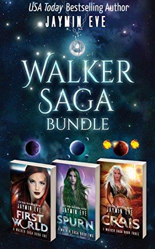 book cover of Walker Saga Books 1-3