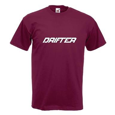 Kiwistar Drifter - Hoonigan - Hoon - Kurvenfreak T-Shirt in 15  Verschiedenen Farben -