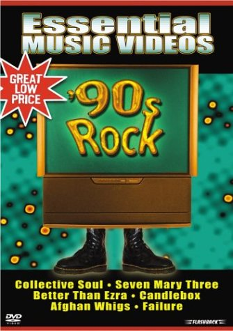 Essential Music Videos - '90s Rock (Best App For Recording Live Music)