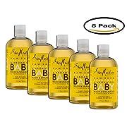 PACK OF 5 - Shea Moisture Raw Shea Chamomile & Argan Oil Baby Wash & Shampoo, 13.0 FL OZ