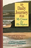 My Daily Journey with My Utmost for His Highest, Carolyn Reeves, 1572930055