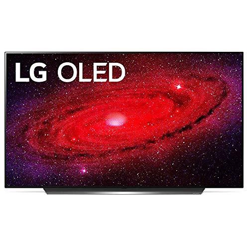 LG OLED48CXPUB 48 inch CX 4K Smart OLED TV with AI ThinQ 2020 Bundle with TaskRabbit Installation Services + Deco Gear…