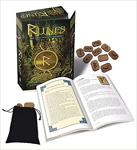 Runes Kit: The Gods' Magical Alphabet