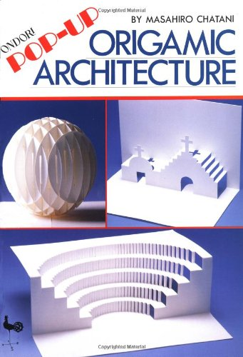 Ondori Pop-Up Origamic Architecture