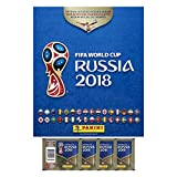 Panini 2018 FIFA World Cup Russia Combo - 1 Official Album & 20 Stickers