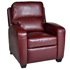 Brice Leather Recliner  sc 1 st  Amazon UK & Brice Leather Recliner: Amazon.co.uk: Kitchen u0026 Home islam-shia.org