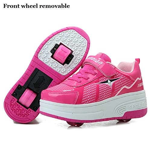 Nsasy Girls Double Roller Sneaker product image