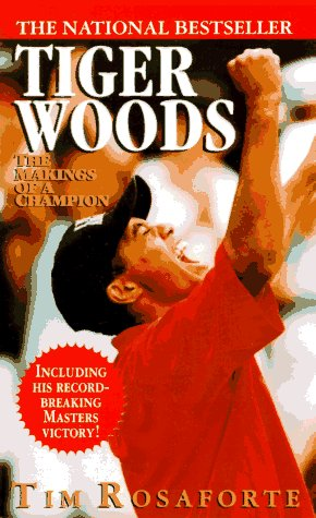 Price comparison product image Tiger Woods: The Makings of a Champion