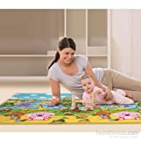 Serra Baby Comflor Pingko And Friends Game Mat 210x140cm, thickness 13mm