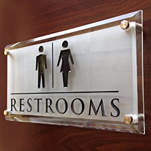 Amazonm  Engraved Glass Restroom Sign Personalized Or. Free App Builder Software Debit Card Security. How Do You Get Six Sigma Certified. Medicare Supplement Plan Ratings. Mining Stocks With Dividends. Abatements In Service Tax Ita Sourceforge Net. Ecommerce Payment Gateways Home Alarm System. Los Angeles Drain Cleaning School Bus Website. Mid America Asset Management
