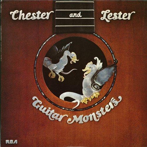 Guitar Monsters Chet Guitar