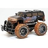1:10 Scale Radio Control Vehicle 9.6V Mud Slinger Hummer H3
