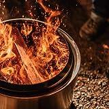 Solo Stove Bonfire Fire Pit - Large 19.5 Inch