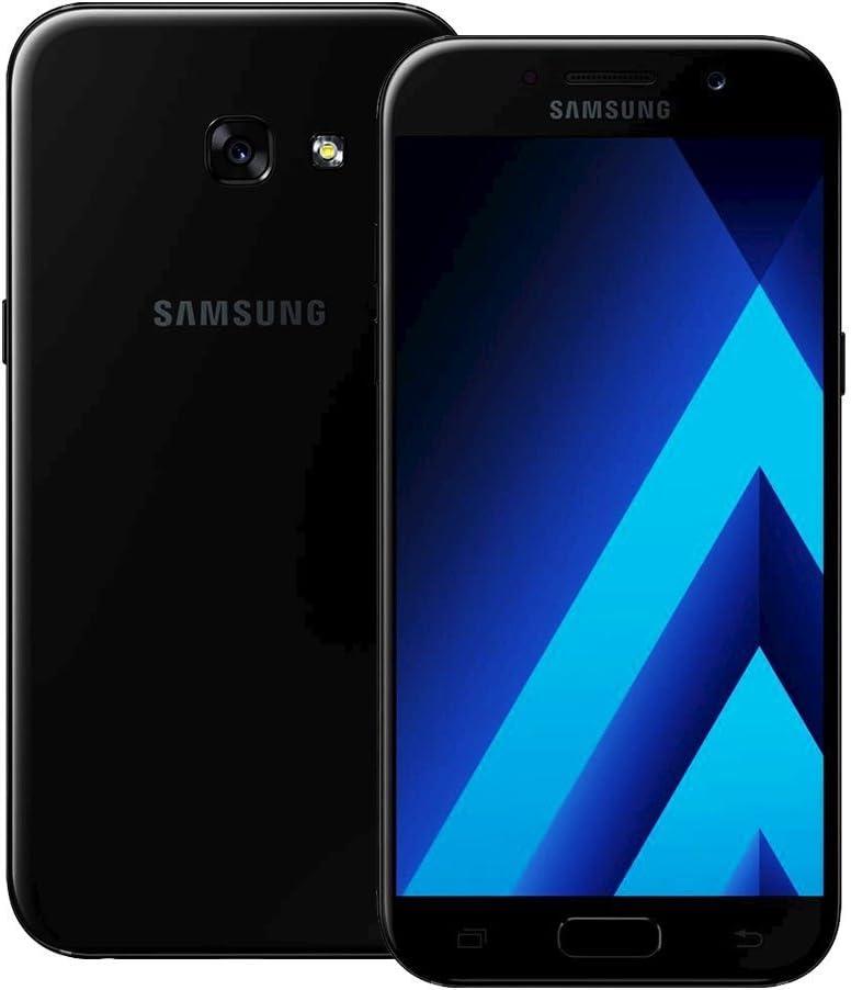 SAMSUNG Galaxy A5 (2017) SM-A520F / DS 32GB Negro Cielo, 5.2 ...