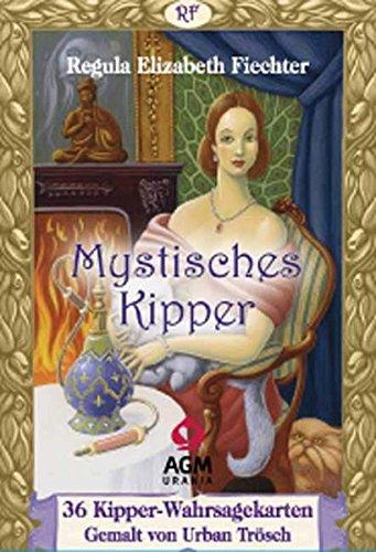 Mystisches Kipper  Deck Mit Kipper Wahrsagekarten And Booklet  Orakelkarten Kipperkarten Zum Kartenlegen