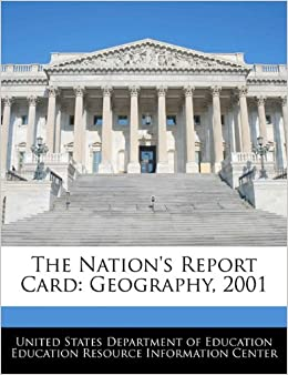 Book The Nation's Report Card: Geography, 2001