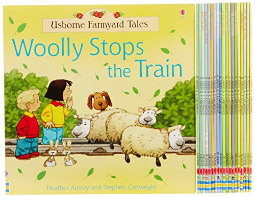 Apple Tree Farm - Usborne Farmyard Tales X 20 Boxset