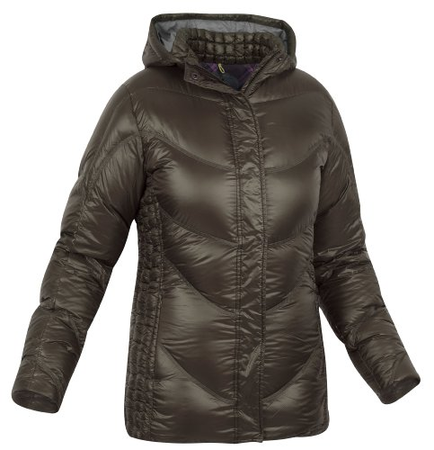 7930 Jacket Down Salewa Brown Fir Ladies' AqtXg