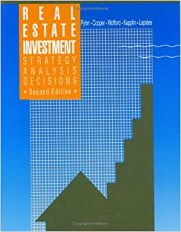 Real estate investment decision analysis stanford gic investment rates