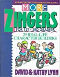More Zingers for First to Third Graders, David Lynn and Kathy Lynn, 0310372313